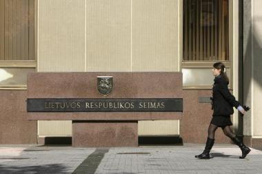 Dėl neteisėto atleidimo Seimo kanceliarija turės sumokėti 16 tūkst. litų