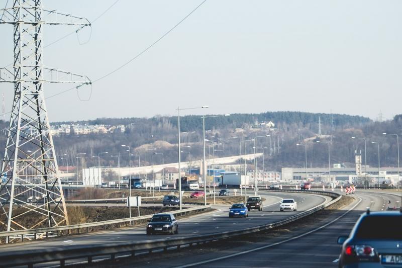 Č. Radzinausko tilto remontas truko trumpiau nei planuota