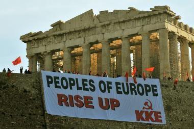 Graikai nerimsta