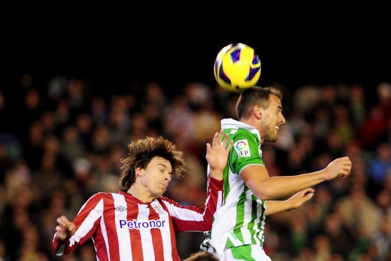 """Ispanijoje - itin kovingos """"Real Betis"""" ir """"Athletic"""" lygiosios"""