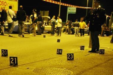 Italijoje per susišaudymus žuvo septyni žmonės