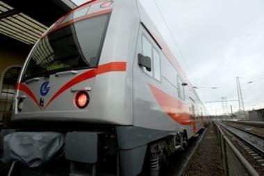 Belgijoje dėl geležinkelininkų streiko sustabdytas beveik visas traukinių eismas