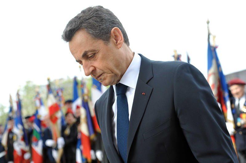 N. Sarkozy užsiminė apie grįžimą į politiką