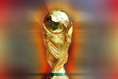 Vagys iš FIFA būstinės išnešė 7 Pasaulio taurės kopijas