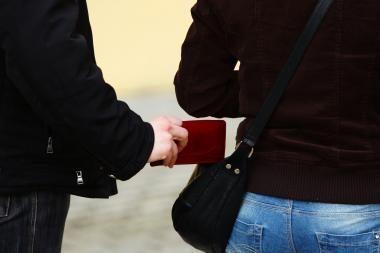 Policijos ataskaita: pernai sukčių ir finansinių nusikaltėlių daugėjo