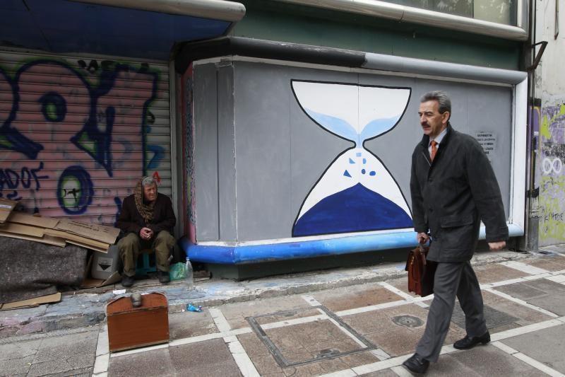Graikija: pasisakantieji už taupymą išlaiko nedidelę persvarą