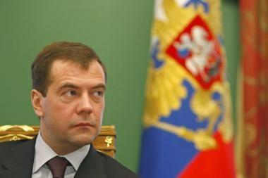 Rusijos prezidentas davė startą konstitucijos perrašymui
