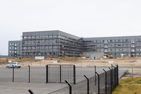 NSGK pirmininkas: VSD komplekso statybos gali būti baigtos tik po 10 metų