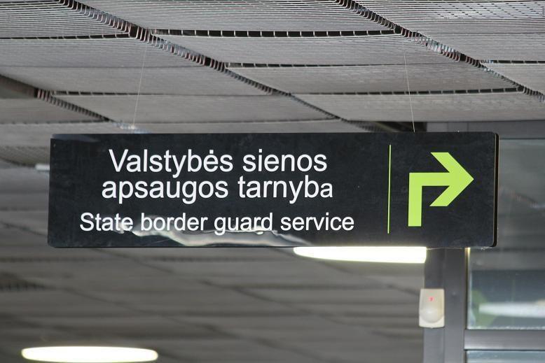 Į Lietuvą neįleistos baltarusės byla prieš pasieniečius – sustabdyta