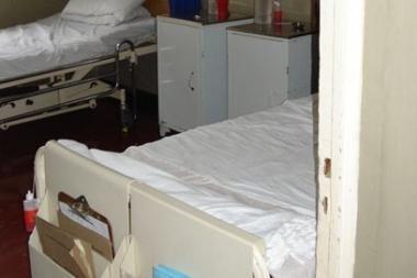 Psichiatrijos ligoninėje mirė paspringęs ligonis