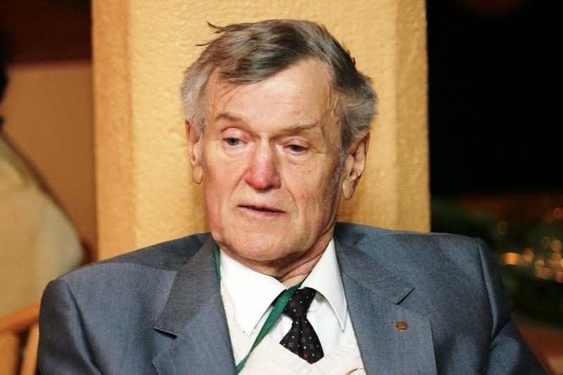 Žurnalistas A.Arnašius mirė eidamas 79-tuosius metus