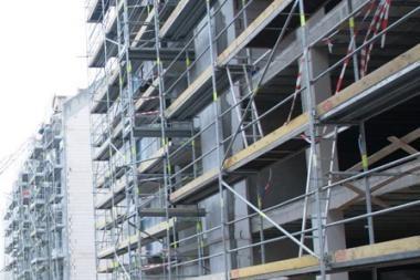 Tariamos statybos atvedė į teisiamųjų suolą