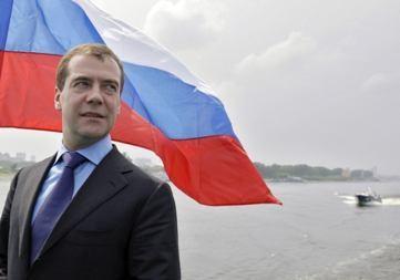 Rusijos prezidentas D.Medvedevas pradeda vizitą Lenkijoje