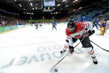 Kanadietė tapo rezultatyviausia visų laikų olimpiados ledo ritulininke