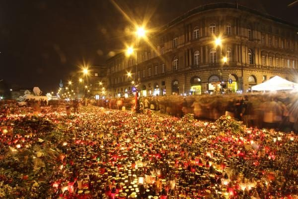 Lenkijoje Mazovijos ir Lodzės vaivadijose dėl nelaimės kelyje paskelbtas 3 dienų gedulas