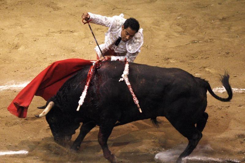 Ispanijos parlamentas imsis pirmųjų veiksmų bulių kautynėms apginti