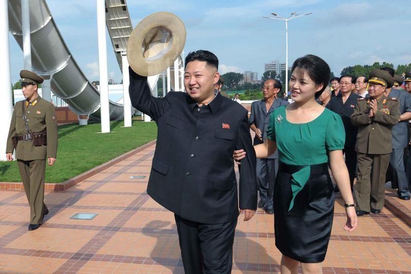 Pasaulis spėlioja, kur dingo pirmoji Šiaurės Korėjos dama