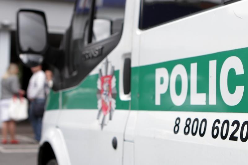 Uostamiesčio policija sugavo vyrus, apiplėšinėjusius vaikus