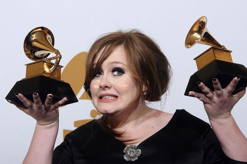 Robertas Pattinsonas įsivėlė į ginčą su dainininke Adele