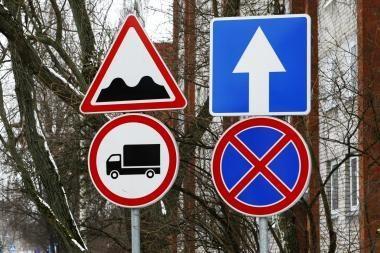 Išleistos pirmosios įgarsintos Kelių eismo taisyklės