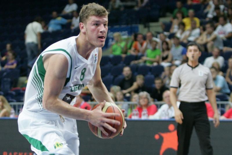 Lietuvos dvidešimtmečiai krepšininkai nusileido latviams