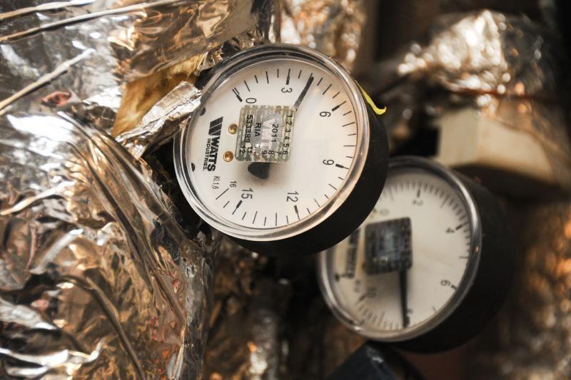 Šildymas ir karštas vanduo vilniečiams kainuos 0,2-0,7 proc. mažiau