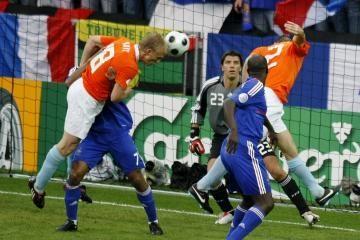 """""""Euro 2008"""": Olandija  – Prancūzija 4:1"""