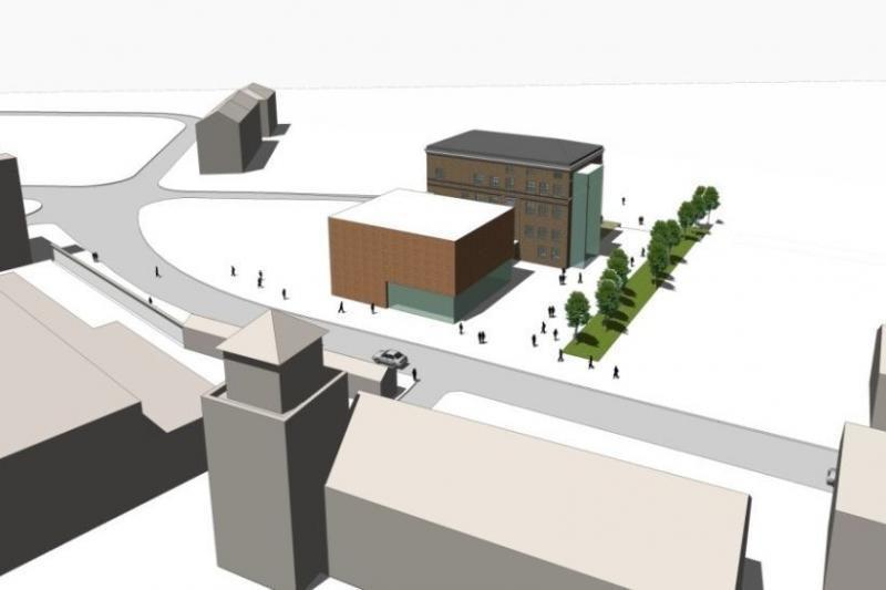 Klaipėdos kultūros fabrikas: pažymės rekonstrukcijos pradžią (programa)