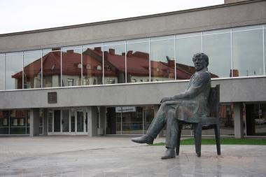 Naujasis J.Miltinio teatro vadovas išdirbo tik dvi dienas
