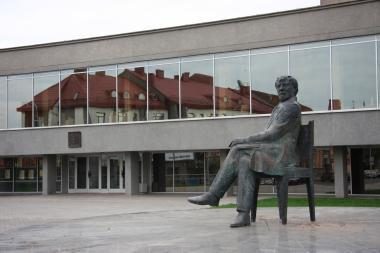 Kultūros ministerija J.Miltinio dramos teatrui ieško vadovo
