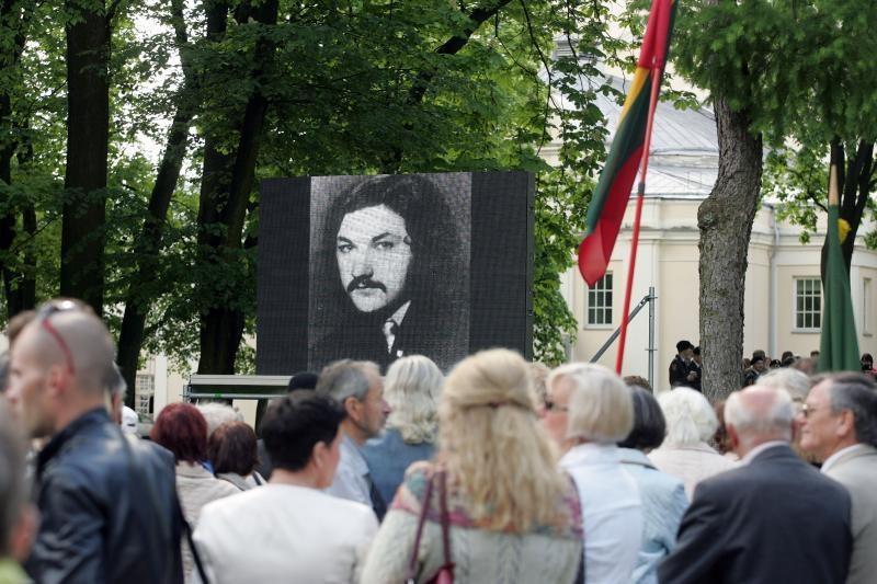 Kaune – renginiai, skirti R. Kalantos žūties 41-osioms metinėms