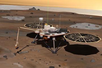 Dėl ekskursijų į Marsą gali subankrutuoti pasaulis