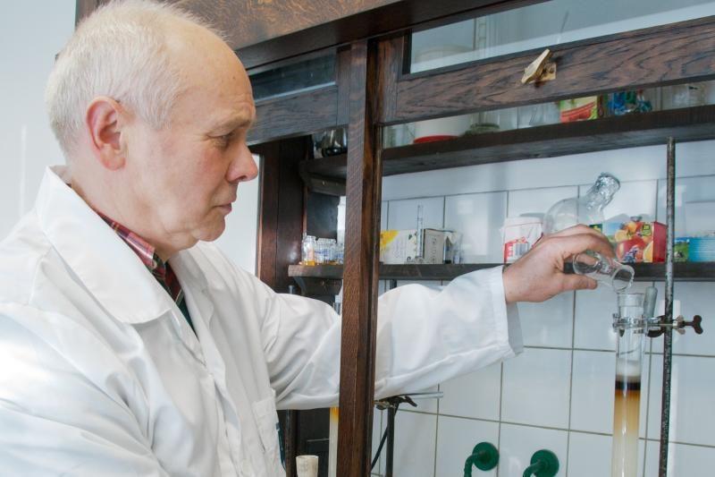 KTU chemikų projektui – beveik 10 milijonų litų