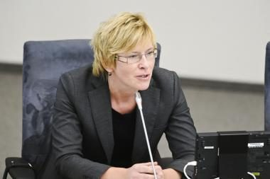 Finansų ministrė tik 2012 m. žada pokyčių, savivaldybėms skirstant pajamų mokestį