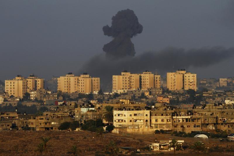 Gazos Ruože tęsiasi kariniai veiksmai (papildyta 17:31 val.)