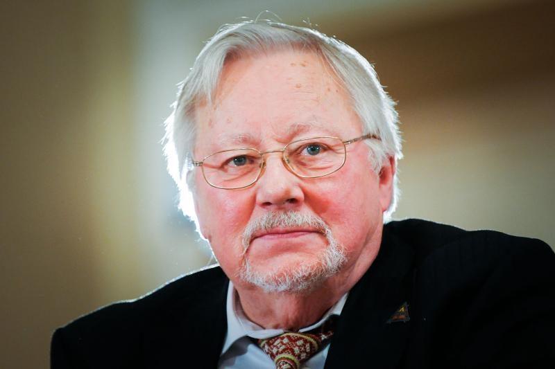 TS-LKD partijos Garbės pirmininku išrinktas Vytautas Landsbergis