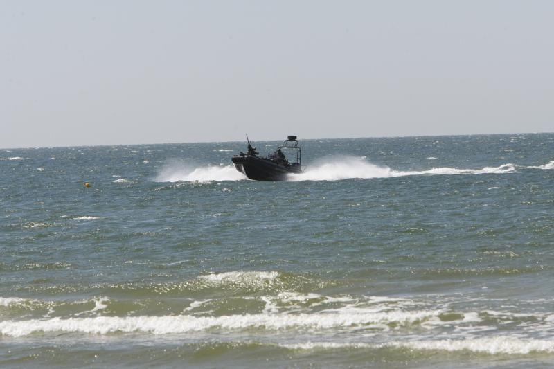 Reaguojant į pranešimus Karinių jūrų pajėgoms išgelbėti 304 žmonės