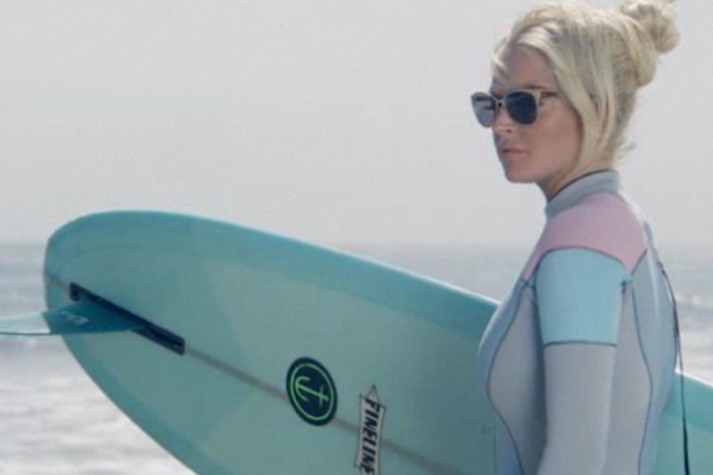 Lindsay Lohan demonstruoja banglentininkės meistriškumą