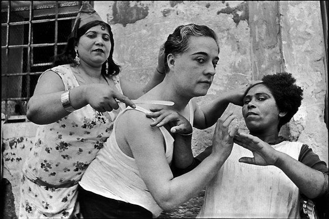 Pirmą kartą eksponuojami ilgai slėpti Cartier-Bressono atvaizdai
