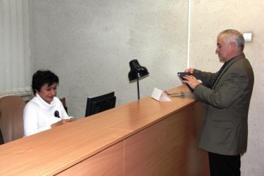 Klaipėdos prokuratūrose – vieno langelio sistema