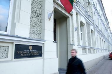Valstybės kontrolė pažėrė priekaištų VRM dėl turto valdymo