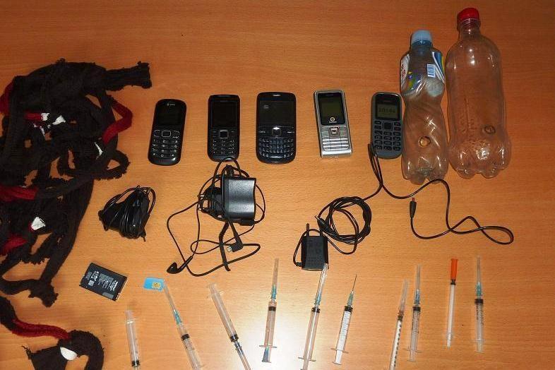 Užsieniečių registracijos centre rasta švirkštų su narkotikais