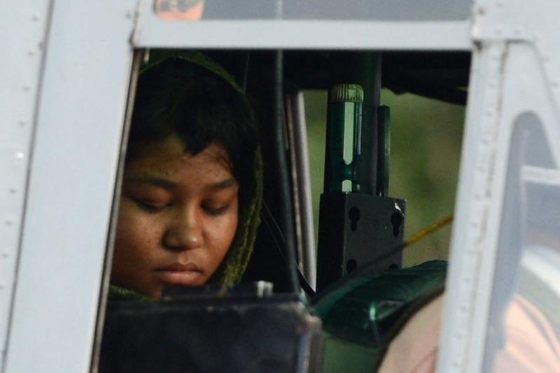 Pakistane paleista į laisvę šventvagyste kaltinta mergaitė