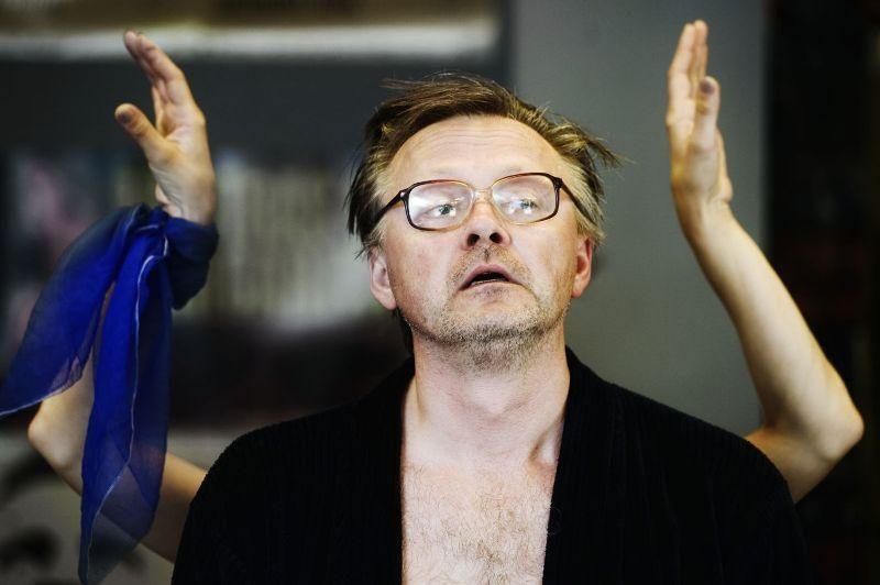 "D.Meškauskas imsis Prospero vaidmens O. Koršunovo ""Mirandoje"""