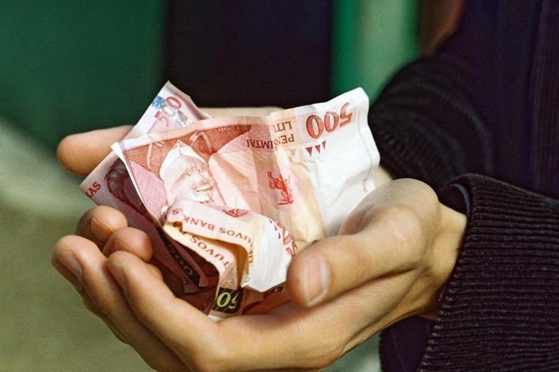 Klaipėdos savivaldybės rezervo fonde liko vos 100 tūkst. litų