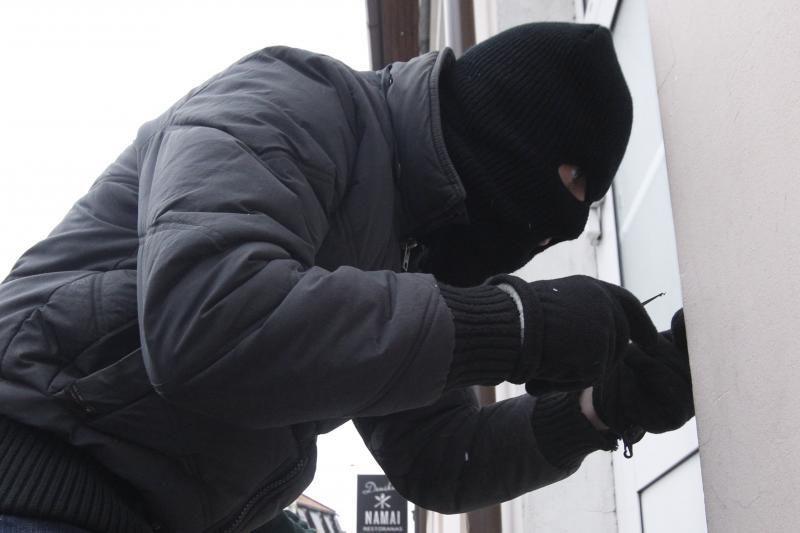 Vilniaus rajone iš namo pavogta turto už 35 tūkst. litų