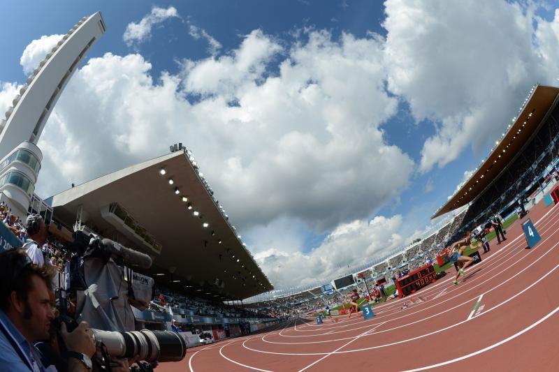 Lietuviai lengvosios atletikos čempionate liko dvidešimti