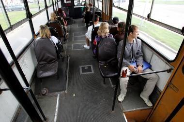 Gyventojai prašo grąžinti 35-ą autobuso maršrutą