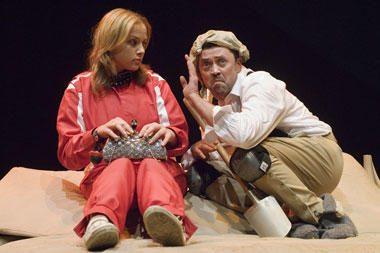 I.Jankauskaitė ruošiasi šeimos pagausėjimui, scenoje ją pakeis kita aktorė
