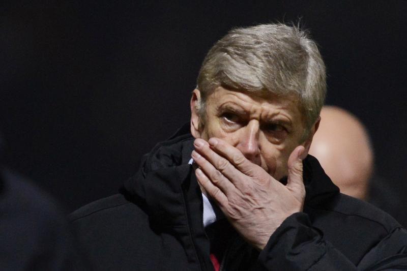 """Anglijos taurė: """"Arsenal"""" pralaimėjo klubui iš 4  diviziono"""